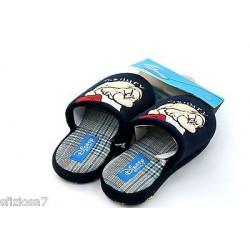Brontolo Disney Pantofole Ciabatte blu scuro Camera Letto 27/28 31/32 35/36