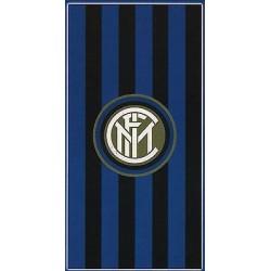 INTER FC Telo Mare 70 x140 cm Cotone 100% SFIZIOSA