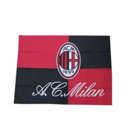 AC MILAN Bandiera  Ufficiale  grande cm. 100 x 140
