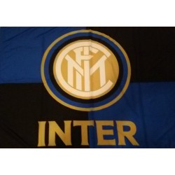 FC.INTER Bandiera  Ufficiale grande cm.100x140