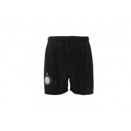 F.C INTER  Pantaloncini Replica Ufficiale colore nero Taglie M-L-XL