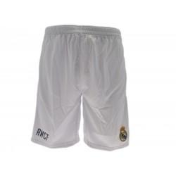 Real Madrid F C  Pantaloncini Ufficiali  bianchi  Taglie M-L-XL