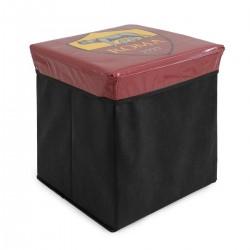 A.S. Roma Pouf Contenitore  Ufficiale Smart box salvaspazio Q662