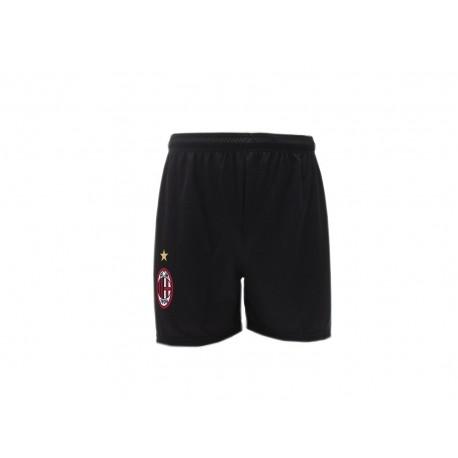 AC MILAN  Pantaloncini Replica Ufficiale colore nero Taglie M-L-XL