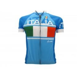 Maglia ITALIA SKYLINE Ciclismo Colore Celeste/bianco Taglia XL -XXL…