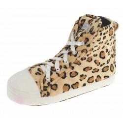 De Fonseca Pantofole a Forma Sneaker Maculati Colore Beige Misure 35/36-37/38-39/40