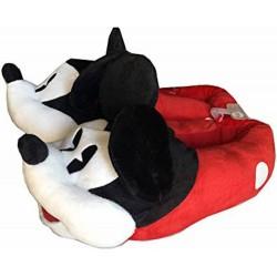 DE Fonseca Disney Mickey MOPPINE Unisex Ciabatte MOD.TEVERE Misure da 35 al 47