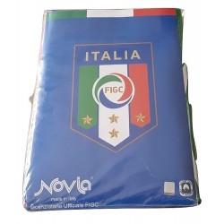 F.I.G.C Copriletto Estivo Italia 1 Piazza Puro Cotone cm 170x280