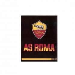 AS Roma Plaid Pile 120x150 Prodotto Ufficiale