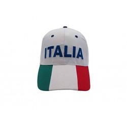 Italia FIGC Cappellino  Larghezza regolabile