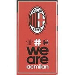 Telo Mare Milan 70X140 cm Ufficiale ACM Milan Calcio
