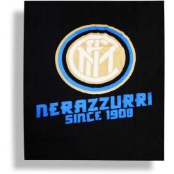 FC INTER  Plaid Coperta pile  120X150 cm SFIZIOSA