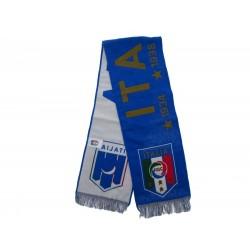 ITALIA F.I.G.C Sciarpa Ufficiale Jacquard